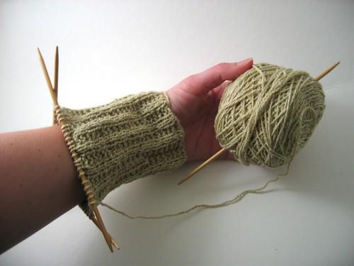 Tangled Sleeve