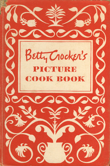 Betty Crocker's Picture Book Cover