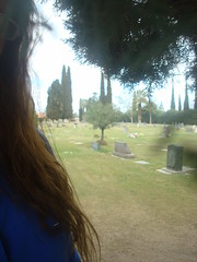 #22 of the On the Edge Self Portrait Series (juliejordanscott) Tags: life selfportrait cemetery death live headstone eerie next step edge morbid end breathe pioneer bakersfield mortality unioncemetery