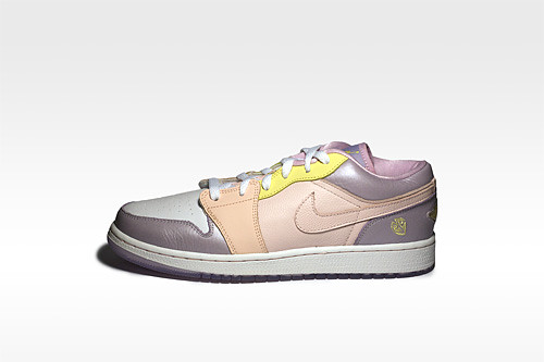 "Girls Jordan 1 Low ""Easter"""
