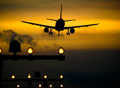 A way in another World? (gjik) Tags: sunset yellow start plane airplane lights airport sonnenuntergang stuttgart aircraft aviation transport flight off apron gelb airline take flughafen flugzeug aeroport runway flugplatz lichter airfield landung badenwrttemberg leinfelden edds flugfeld echterdingen anawesomeshot 142mm diamondclassphotographer winnr iamflickr