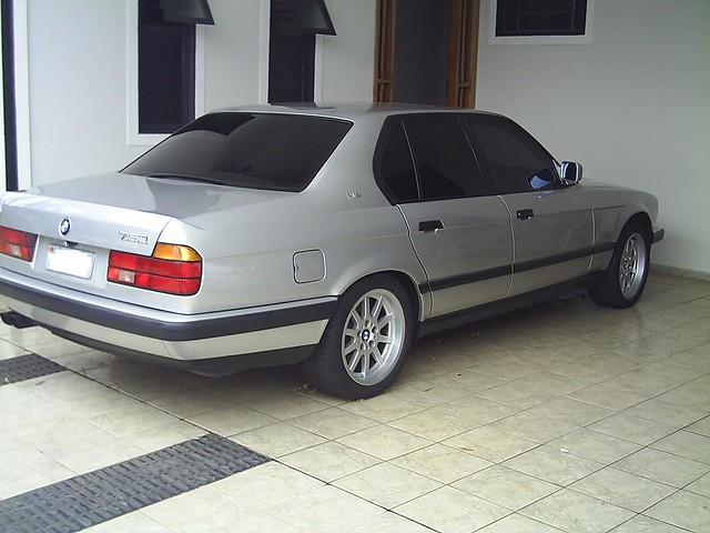 brazil bmw 1992 v12 750 m70