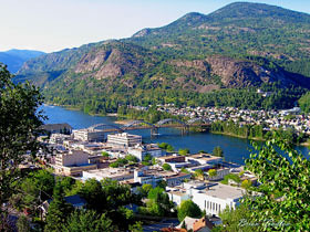 City of Trail, B.C. courtesy of Brian Findlow