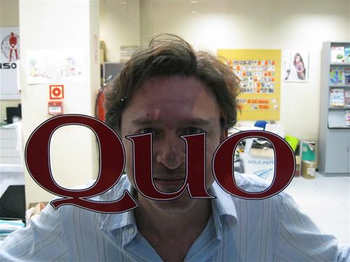 Jacobo Delgado de QUO España