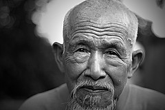 Faces Of Luzhai I (Michael Steverson) Tags: china woman rural canon asian countryside village blind chinese games explore elderly chinadigitaltimes allrightsreserved guangxi expatriate cataracts 40d luzhai shanghailist smotd expatriategames ctrippic