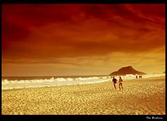 5 (Fla Barbieri (Cokin Girl)) Tags: sunset praia beach riodejaneiro nikon rj recreio cokin a167 a125 recreiodosbandeirantes anawesomeshot aplusphoto d40x theperfectphotographer multimegashot overtheshot