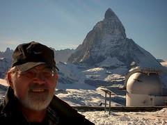 High winds (eyeflyer) Tags: sky mountain snow ice rocks peak observatory gornergrat matterhorn horu eyeflyer