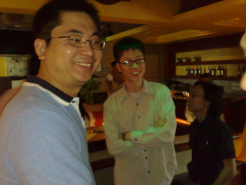 Mobile Interner Browser - 05-18 - (11) 陈亮 Jackie (Redherring 亚太总监) 杨培锋 Allen(LemonQuest CEO)