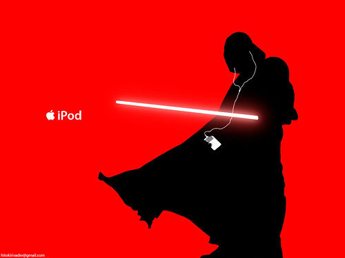 Darth_Vader_iPod_ad_by_hitokirivader