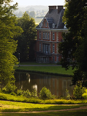 Park of UZ Pelenberg
