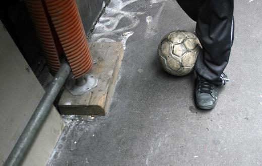 photo du jour 29 mai 2008 le vieux ballon