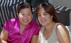 Vernie and Carla