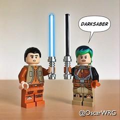 #LEGO #StarWars #LEGOStarWars #Darksaber #StarWarsRebels #Ezra #Bridger #EzraBridger #Sabine #Wren #SabineWren #Mandalorian #MinifigureMonday @StarWars @lego_group @lego Brickset (@OscarWRG) Tags: lego starwars legostarwars darksaber starwarsrebels ezra bridger ezrabridger sabine wren sabinewren mandalorian minifiguremonday
