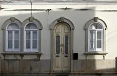 Fachada de Olhão (John LaMotte) Tags: fachada puerta porta door ventana window janela fenêtre algarve portugal infinitexposure ilustrarportugal olhão