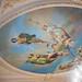 A Ceiling mural
