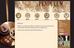 Pendulum Journal