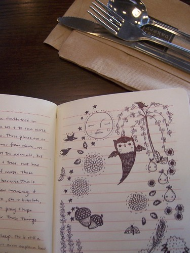 journal drawings..