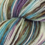 Songs of a Thundering God on Precious Sock Yarn, 3.5 oz (...a time to dye)