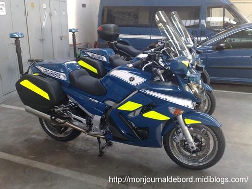 """Yamaha FJR 1300 Gendarmerie 3"""""""