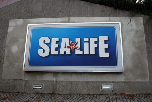 Sea Life - Eingangsbereich