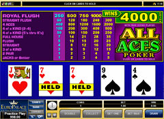 All Aces