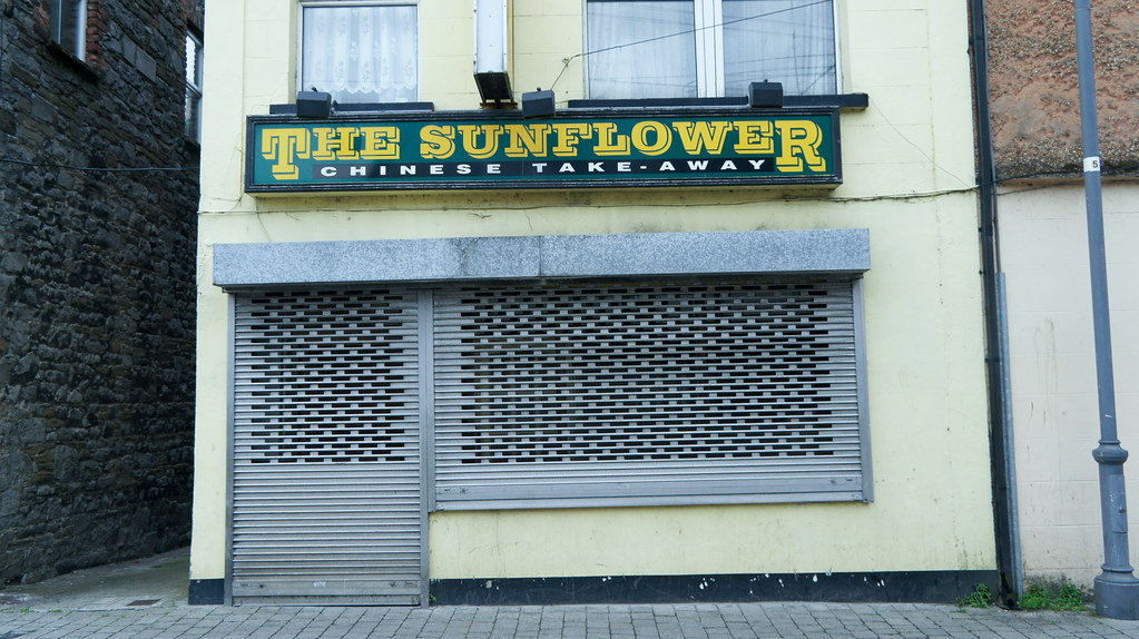 Limerick City - The Sunflower Chinese Restaurant