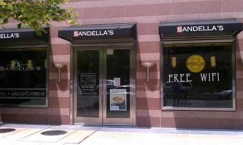 Sandellas Goes Dark by Capital Retail Group