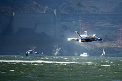 Rocketman (mvonraesfeld) Tags: sanfrancisco bay bigma flight explore caughtintheact blueangels fleetweek canon30d onlyyourbestshots