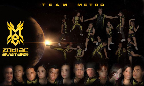 Team Metro East Tarpaulin