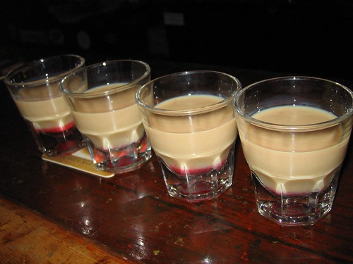 Great Cocktail Recipes Saturday Shots How To Make The Slippery Nipple Via Common Man Cocktails
