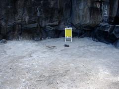 beach (a2006maria1) Tags: praia beach lava chair pico azores cadeira açores chinelos