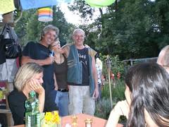 Marcel and friends (fitcat) Tags: schweiz switzerland suisse bbq svizzera gardenparty 50thbirthday grillparty trimmis 50zigstergeburtstag partyimschrebergarten