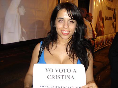 Victoria Donda: no solo es unas tetas bonitas