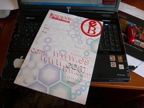 Web social en Educacion y Biblioteca