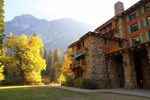 Photo: The Ahwahnee. Photo by Sam Lee.