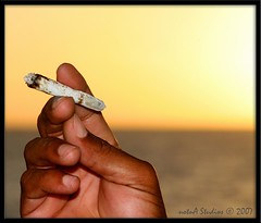 sunset, jamaican style (notnA) Tags: sunset weed whitehouse burning jamaica spliff marijuana brownsugar cannabis chronic ganja legalizeit highgrade burninginjamaica