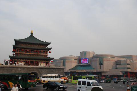 Xi An ville