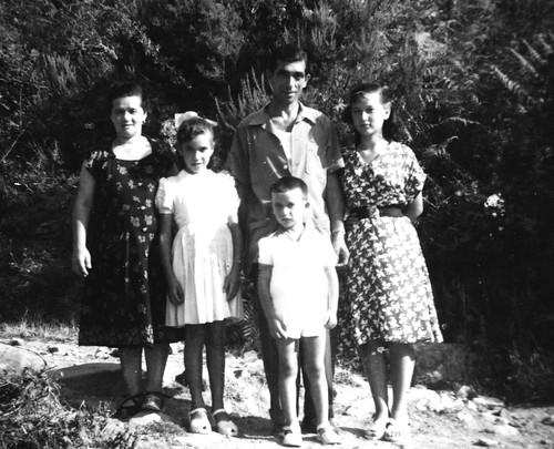 Une famille de Rutali
