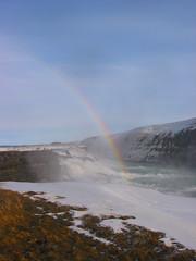Iceland - Gullfoss (ConstantineD) Tags: iceland rainbow gullfoss lpwinter