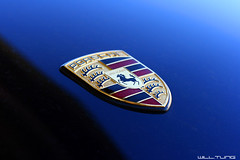 There is no Substitute (will.tung) Tags: blue canon logo rebel 50mm texas houston crest porsche midnight f18 boxster xti 400d