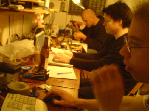 Jay's Making a Reprap photo set
