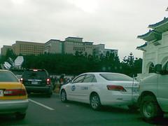中正廟前北市府犧牲老兵上演死守四行倉庫戲碼???  http://www.flickr.com/photos/anchime/2089514653/