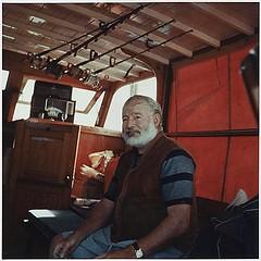 Ernest Hemingway's Beard