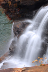 Little River Falls (the waterfallhunter) Tags: longexposure d50 alabama canyon waterfalls rivers lookoutmountain dekalbcounty fortpaynealabama littleriverfalls hoganfann