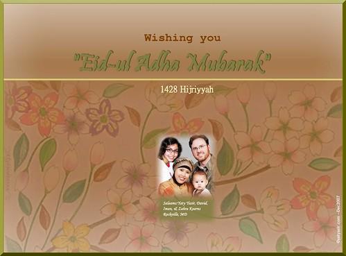 Idul Adha 1428H