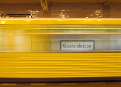 Inside berlin (danieleb80) Tags: berlin germany underground metro s u germania berlino diamondclassphotographer ysplix onlythebestare colourartaward winnr insideberlin themeinsideout