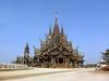 The Sanctuary of Truth @ Thailand ปราสาทสัจธรรม พัทยา