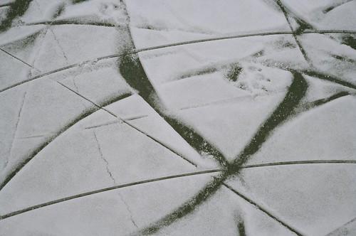 Ice skate designs