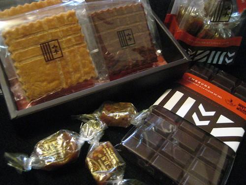 salon du chocolat, Isetan - Henri Le Roux