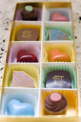 """TREASURE BOX"" (yocca) Tags: food heart chocolate 100v10f diamond sweets 2008 confectionery delrey 10faves a feb2008 aplusphoto fromantwerpen"